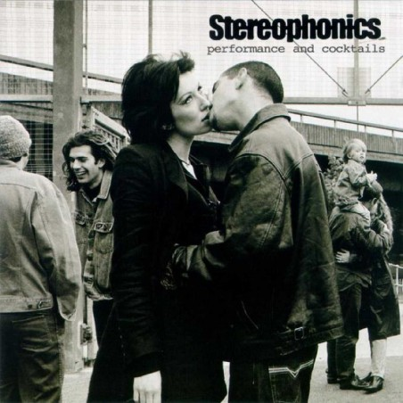 CD Stereophonic-performance and cocktails 5033197044927