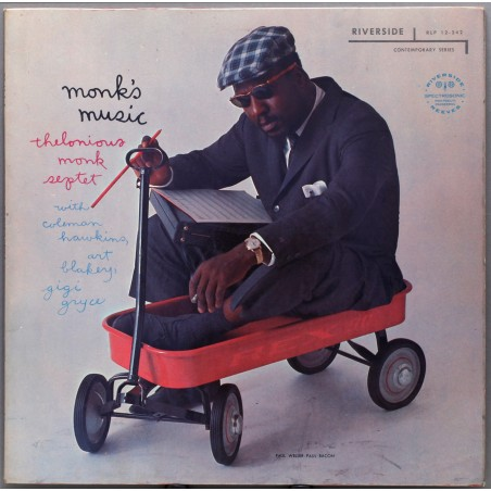 CD Thelonious monk- monk's music 025218608428