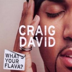 CDS CRAIG DAVID WHAT'S YOUR FLAVA? 824678003824