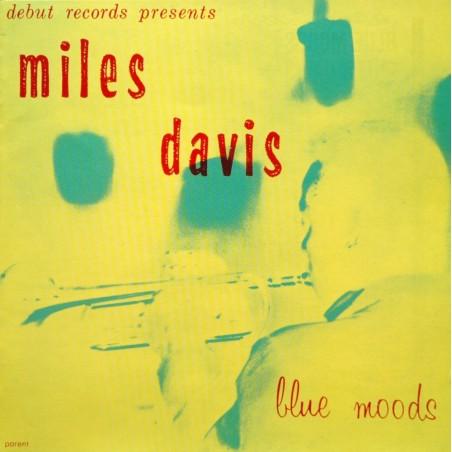 CD Miles Davis- blue moods