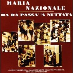 CD MARIA NAZIONALE HA DA PASSA' A NUTTATA 8012958093876