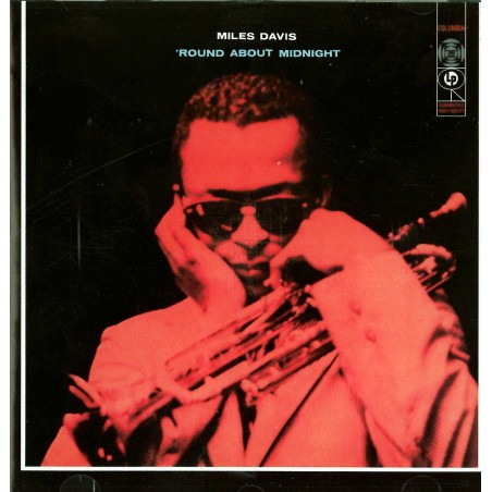 CD Miles Davis- round about midnight