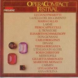 CD OPERA COMPACT FESTIVAL 8003278420077