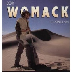 LP BOBBY WOMACK THE LAST SOUL MAN 5011781340815