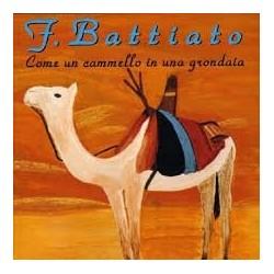 LP FRANCO BATTIATO COME UN CAMMELLO IN UNA GRONDAIA 077779812110