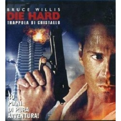 DVD DIE HARD TRAPPOLA DI CRISTALLO