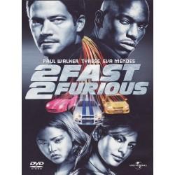 DVD 2 FAST 2 FURIOUS 5050582063240