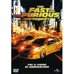 DVD THE FAST AND FURIOUS TOKYO DRIFT