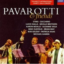 MC PAVAROTTI&FRIENDS 028944010046