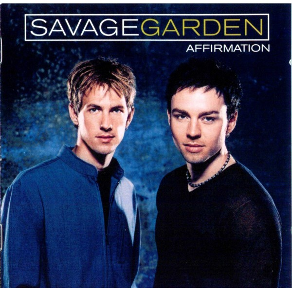 CD Savage Garden-affirmation 5099749493520