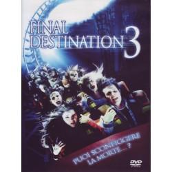 DVD FINAL DESTINATION 3