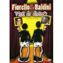 DVD FIORELLO E BALDINI VISTI DA DIETRO