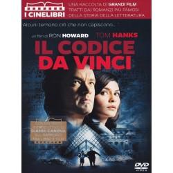 DVD IL CODICE DA VINCI 8013123047366