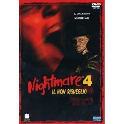 DVD NIGHTMARE 4 IL NON RISVEGLIO 8031179913756
