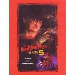 DVD NIGHTMARE 5 IL MITO