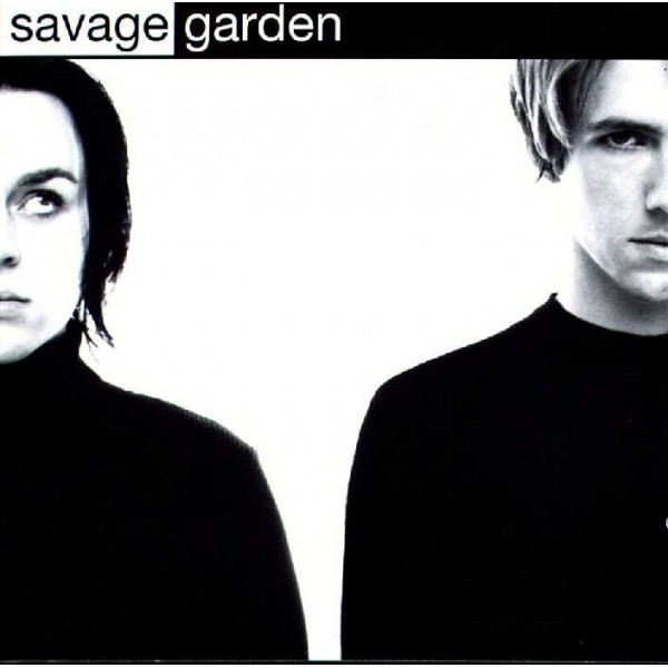 CD Savage Garden-savage garden 5099748716125