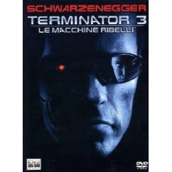 DVD TERMINATOR 3 LE MACCHINE RIBELLI 8013123777201
