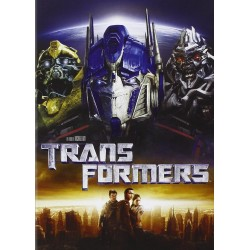 DVD TRANSFORMERS
