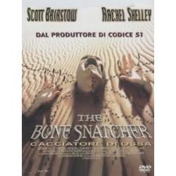 DVD THE BONE SNATCHER CACCIATORE DI OSSA