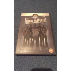 DVD THE USUAL SUSPECT 5050070007862