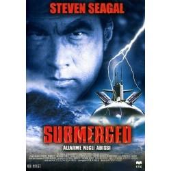 DVD SUBMERGED ALLARME NEGLI ABISSI 8024607000210