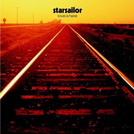 CD Starsailor- love is here 724353535025