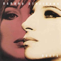 CD Barbra Streisand- duets 5099750981221