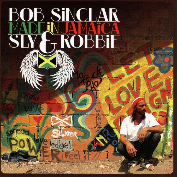 CD Bob Sinclair- made in jamaica 602527366616