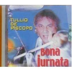 CD TULLIO DE PISCOPO BONA JURNATA 8030615043019