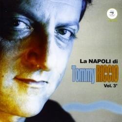 CD LA NAPOLI DI TOMMY RICCIO VOL.3 8032755422327