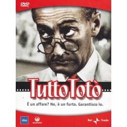 DVD TUTTO TOTO' E' UN AFFARE? NO, E' UN FURTO. GARANTISCO IO 8033309011615