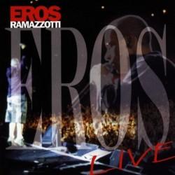CD Eros Ramazzotti- eros live 743216237821