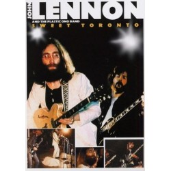 DVD JOHN LENNON AND THE PLASTIC ONO BAND SWEET TORONTO 5060009233071
