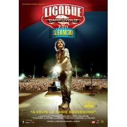 DVD LIGABUE CAMPOVOLO 2011 IL FILM