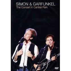 DVD SIMON & GARFUNKEL THE CONCERT IN CENTRAL PARK 5099720222392