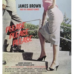 LP JAMES BROWN AND HIS FAMOUS FLAMES PLEASE PLEASE PLEASE 889397556310