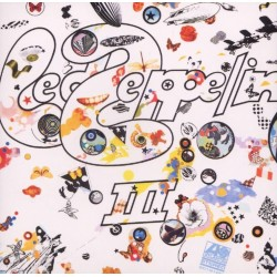 LP LED ZEPPELIN III 081227965761