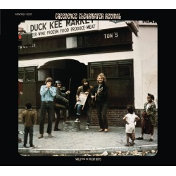 """LP CREEDENCE CLEARWATER REVIVAL WILLY AND THE POOR BOYS"""" 025218839716"""