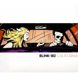 CD BLINK-182 CALIFORNIA 4050538212686