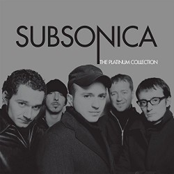 CD SUBSONICA THE PLATINUM COLLECTION 602547895134