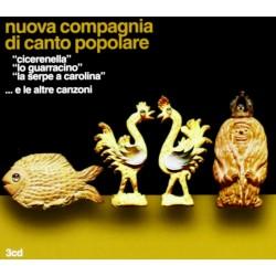 CD NUOVA COMPAGNIA DI CANTO POPOLARE 888837117623