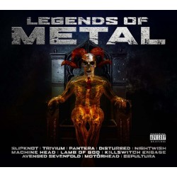 CD LEGENDS OF METAL 190295985363