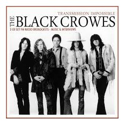 CD THE BLACK CROWES TRANSMISSION IMPOSSIBLE 823564660424