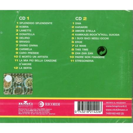 CD Donatella Rettore- i grandi successi doppio cd 743218214226