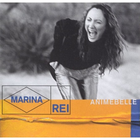 CD Marina Rei- anime belle - 724384676025