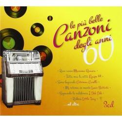 CD LE PIU' BELLE CANZONI DEGLI ANNI 60 887254156420