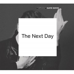CD DAVID BOWIE THE NEXT DAY 887654618627