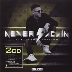 CD BRIGA NEVER AGAIN PLATINUM EDITION 602547684707