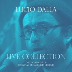 CD LUCIO DALLA LIVE COLLECTION 8044291061526