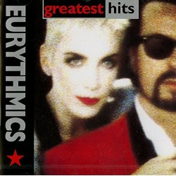 CD EURYTHMICS GREATEST HITS 888750615923
